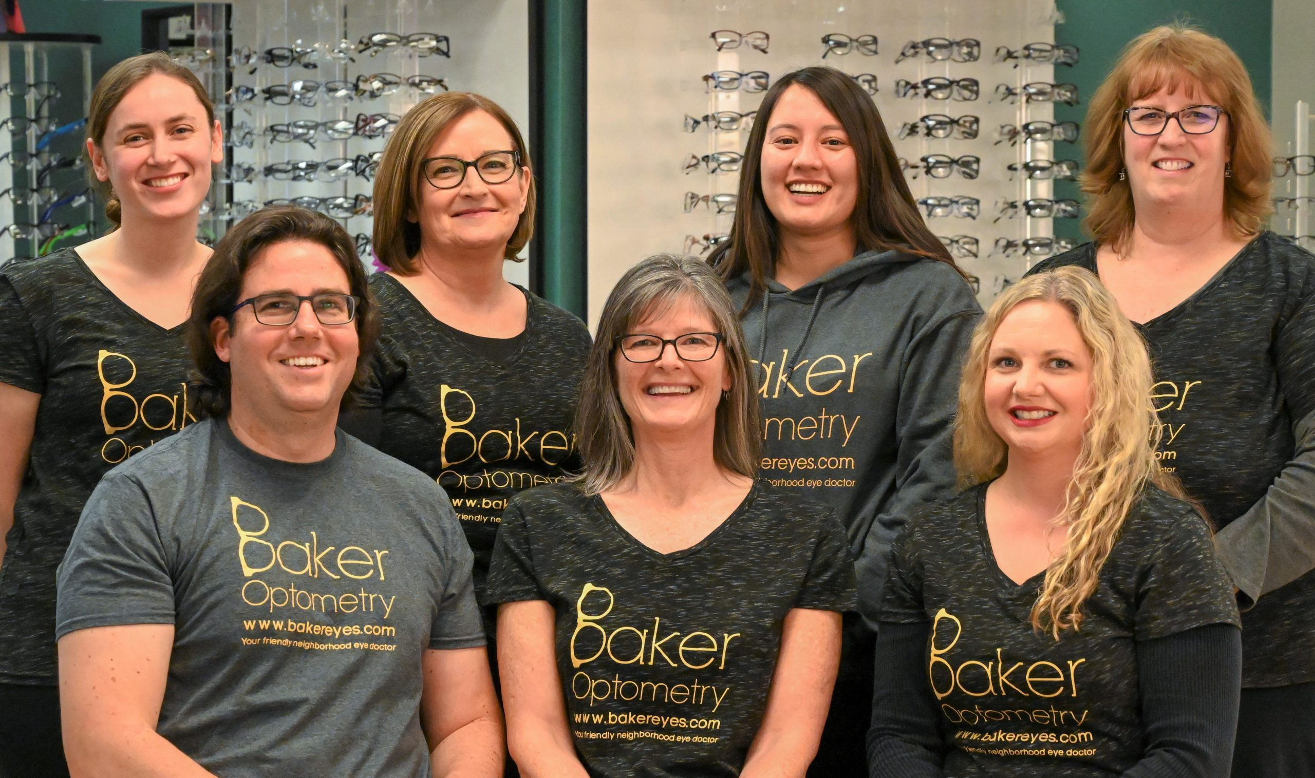Baker Optometry Staff